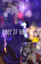 Deer of New York || Hunhan || Kakaotalk by rzyciejestpodle