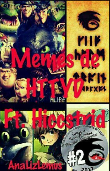 Memes De HTTYD ft.Hiccstrid