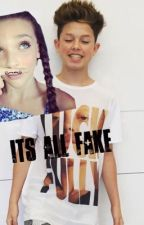 Its All Fake|| Jacob Sartorius || VOLTOOID by MakingMoonzz