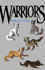 Family trees! by Cinderpelt001