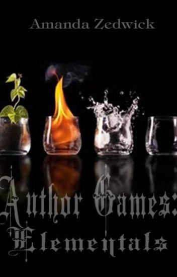 Author Games: Elementals [Discontinued]