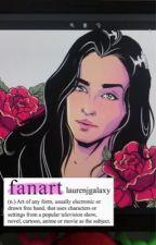 fanart ✎ camren  by -riverdaIes