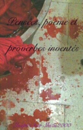 Pensées Poème Et Proverbes Inventés Amour Ravageur Wattpad