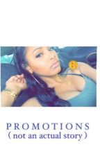 PROMOTIONS by camiirose