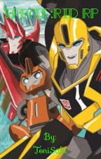 Transformers Prime/ Transformers: RID 2015 RP book! (CLOSED!) by ToniSaki