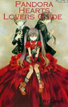 Pandora Hearts Lovers Guide Cheshire And Alice Will Of The Abyss Wattpad