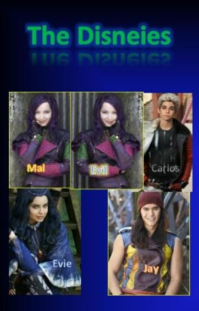The Disneies: Descendants [COMPLETED] - Another Author's Note - Wattpad
