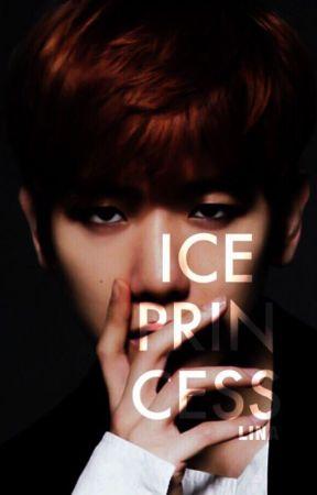 ICE PRINCESS ≫ Byun Baekhyun by thewarrior-