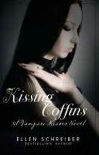 Vampire Kisses 2 - Kissing Coffins  by JennyBDuarte