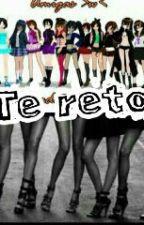 ¡Te Reto!  by AlisLuna0001