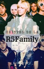××Frases Y Chistes De La R5family×× by _RossyR5_