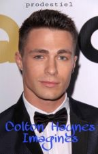 Colton Haynes Imagines by prodestiel