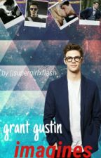 Grant Gustin Imagines by agentsxflash