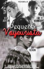 Pequeño Voyeurista » SeKaiSoo by Yezabelle