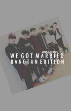 We Got Married: BTS Edition! { apply fic } by taekiyume
