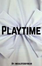 Playtime C.H by imcalsteddybear