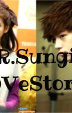 Mr. Sungit Love story by Itsmetineeeyy