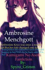 Ambrosine Menchgott (Kamigami no Asobi Fanfiction) |onhold| by Spyro_Grimm
