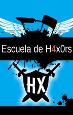 Escuela de H4x0rs by JustCamilo
