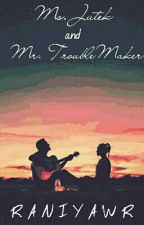 Ms.Jutek & Mr.TroubleMaker by Raniyawr