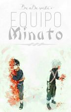 Equipo Minato | Kakashi | Obito | #PergaminoDorado by BeaDesaster