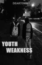 Youth Weakness | Newtmas & Spider-gwen #Wattys2016 by deartommy