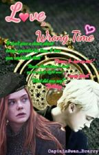 Love at Wrong Time(An HP next generation fanfiction) by Oncer_Potterhead