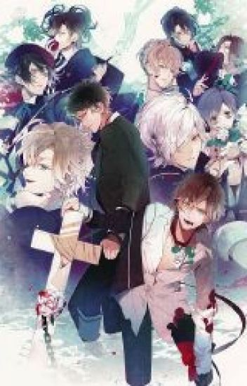 Diabolik lovers X Reader: вid му вℓσσd