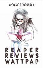 Reader Reviews Wattpad by literal_literature