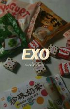Imagine with EXO  by ksoulee