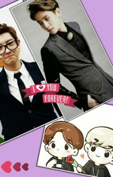 Baby Park & Teacher Byun