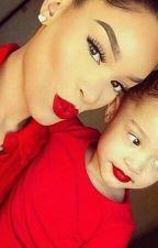 NINA-mère célibataire by Mali223and243