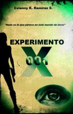 Experimento X001 by EslannyKarinRamirez