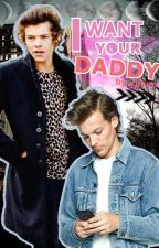 I want your daddy | Larry Stylinson Ver. by exposedflowers