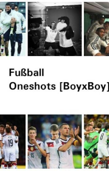 Fußball Oneshots [BoyxBoy]