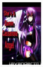 She's a Damn Cassanova Angel by lavander1117