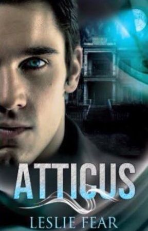 Atticus  by LeslieFear