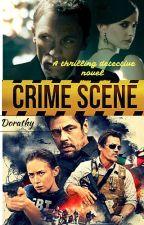 Crime Scene by dorathy