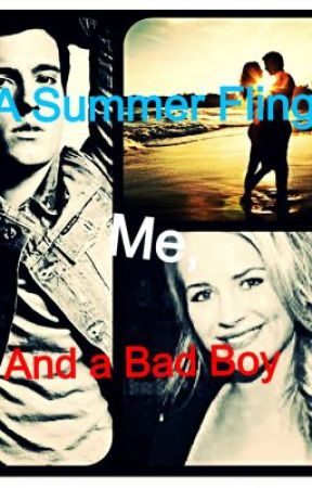 A Summer Fling, Me, and a Bad Boy (DISCONTINUED) by misssmartiepantz