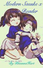 Modern Sasuke x Sister Reader by YandereAnna-Chan