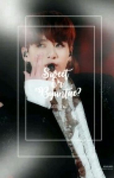 Sweet or Byuntae? ↬ jeonjeongguk