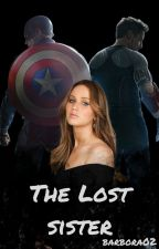 The lost sister (ff Avengers) by barbora02