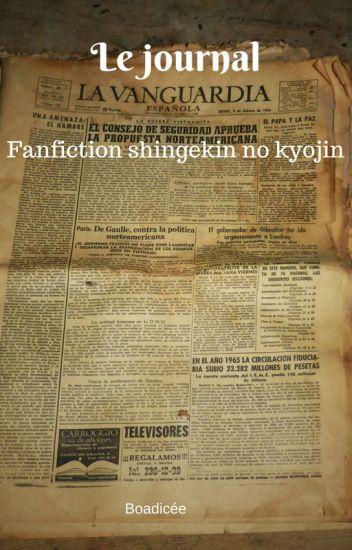 Le journal [TERMINE]