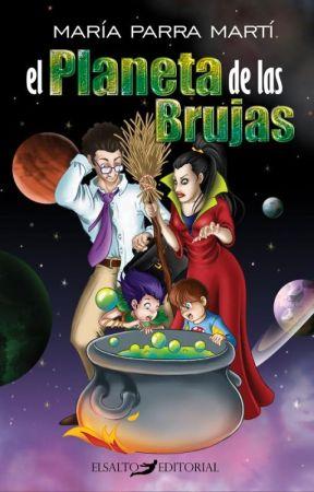 El Planeta de las Brujas by MariaParraMart