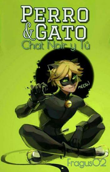 Perro & Gato (Chat Noir y tú)