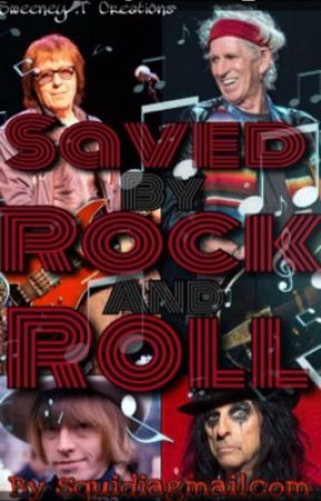 Saved By Rock And Roll  by squidiagmailcom