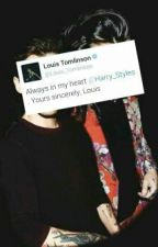 SMS|Larry Stylinson by doma0107