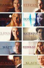 The Vampire Diaries/ The Originals Preferences by MultiFandomLove