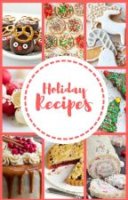 Holiday Recipes by QueensofBaking