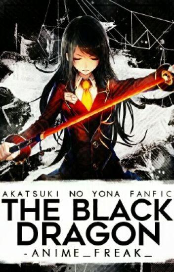 The Legend Of The BLACK Dragon (akatsuki No Yona Fanfiction)